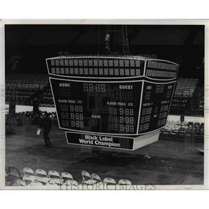 1969 Press Photo Arena - cva84139