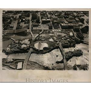 1974 Press Photo Havermale & Cannon Islands new face since railroads in Spokane