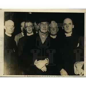 1926 Press Photo Rt.Rev.Arthur F. Winnington-Ingram arrived in Chicago