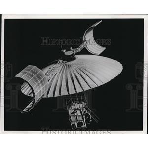 1974 Press Photo The educational satellite - cva78509