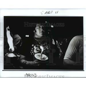 "1995 Press Photo The ""Ralph Burns Photographs"" - cva89509"