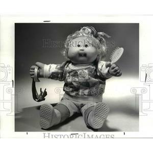 1986 Press Photo The Cornsilk dolls - cva80272