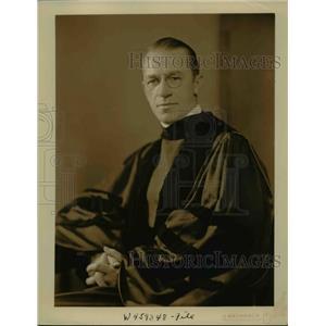 1938 Press Photo Dr Joseph R Sizoo pastor of Collegiate Church in NYC