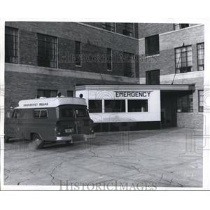 1973 Press Photo Marymount Hospital in Crackon Rd. - cva89411