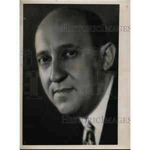 1939 Press Photo Mr Fishbein in Washington DC - nee87803