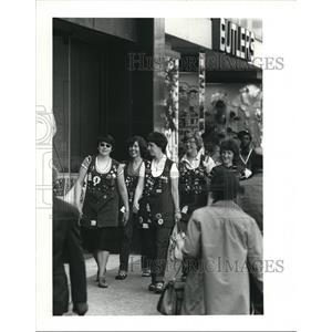1980 Press Photo The Jaycees - cva78894