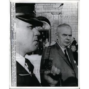 1970 Press Photo Ex Prime Minister John Diefenbaker at Ottawa Canada - nee87686