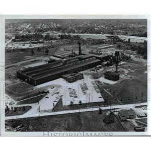 1965 Press Photo Titanium sponge plant of Reactive Metals, Inc. at Ashtabula, Oh