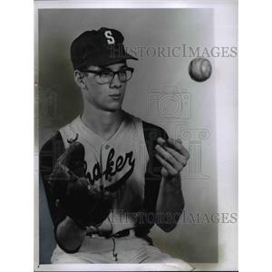 1964 Press Photo Jerry Goetz, Shaker - cvb58885