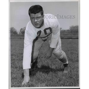 1958 Press Photo  Bronko Nagurski, tackle Notre Dame. - cvb66352