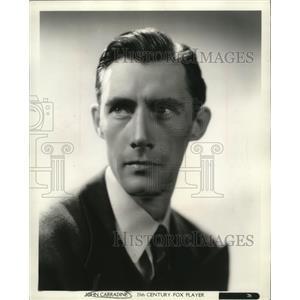 1988 Press Photo John Carradine in the 1930s