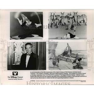1990 Press Photo Walt Disney's Fantasia