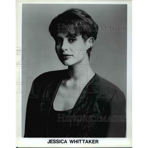 1992 Press Photo Jessica Whittaker