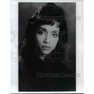 1995 Press Photo Judge Glenda Hatchett Johnson