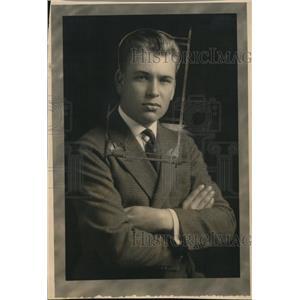 1926 Press Photo Russell V Hamm