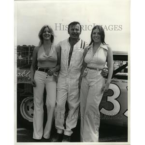 1975 Press Photo Dale Koehler, car racing driver - mjs02725