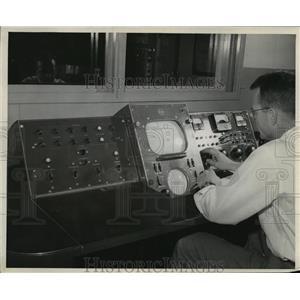 1949 Press Photo WTMJ etc - Radio - Control Rooms - mja19953