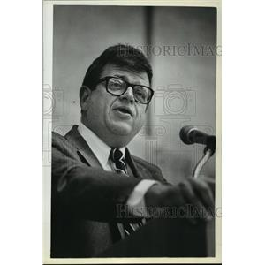 1981 Press Photo Charles Colson, Former White House Counsel  - mja09353
