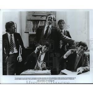 Press Photo Monty Phyton-comedy group members - cvb72025
