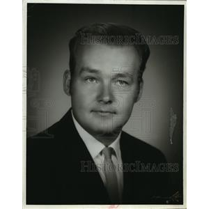 1968 Press Photo Walter Barczak, Candidate for 18th District Assembly