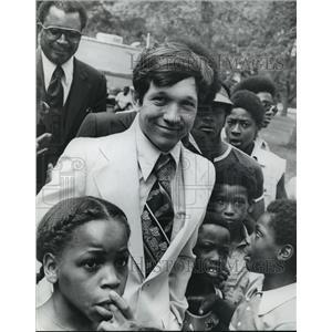 1978 Press Photo Mayor Dennis Kucinich - cvb71529