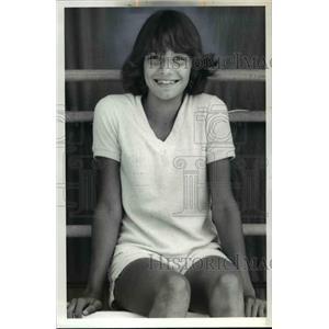 1980 Press Photo Karen Kramer - cvb64608