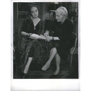 1957 Press Photo Lillian Gish - Actress - RRR47867