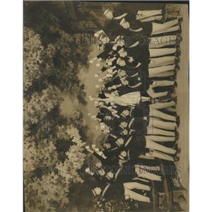 1927 Press Photo Student Prince - RRR13693