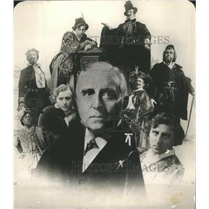1928 Press Photo Sothern Edward Hugh Actor RoleRomantic - RRR75921