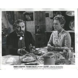 1940 Press Photo Edward G Robinson American Actor Littl - RRR79301