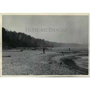 1984 Press Photo The Bois flows north finally linking with Lake Superior.
