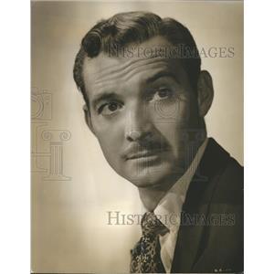 "1960 Press Photo Zazhary Scott as Wealthy Husband in RKO ""Born to Be Bad""."