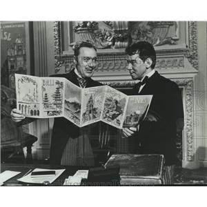 "1956 Press Photo Scene From ""Around the World In Eighty Days"" - noz00731"