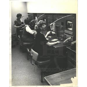 1963 Press Photo Union National Bank Television Cameras - RRW39269