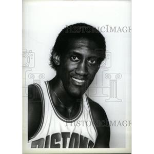 Press Photo Ray Tolbert Basketball Player Det Pistons - RRX38737