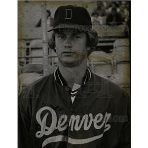 1973 Press Photo Fred Gladding Pitcher Denver Bears - RRW74403