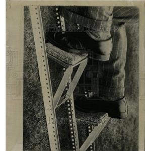 1948 Press Photo Olympic Games London Summer Angel - RRW22715