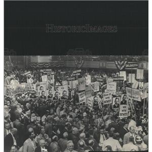 Press Photo Ed Milan Pennsylvania Bands blared Dewey - RRX82143