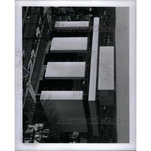 1935 Press Photo University Michigan institute Social - RRX35415