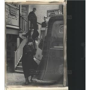 1937 Press Photo Mrs Genevieve Oley Brooklyn Justice - RRX87529