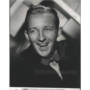 1948 Press Photo Actor and Singer, Bing Crosby - spx20803
