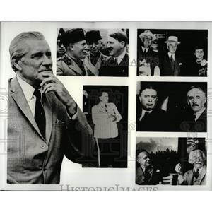 1978 Press Photo World War II Eric Sevareid Phony War - RRY59951