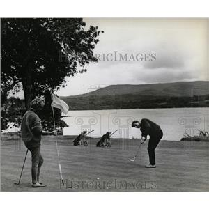 1962 Press Photo Kenmare Golf Club Kerry, Ireland - RRX79639