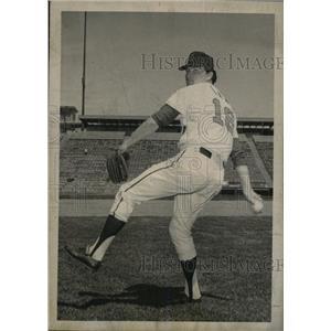 1970 Press Photo Ron Law Baseball Player - RRW80425