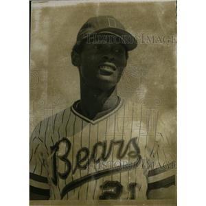 191975 Press Photo Al Leaver Denver Bears Baseball - RRW74397