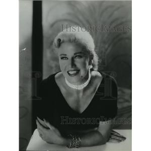 1959 Press Photo Actress Ginger Rogers - spp40501