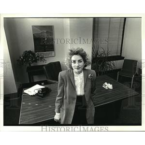 1987 Press Photo Constance Barkley, Women to Watch - noa28756
