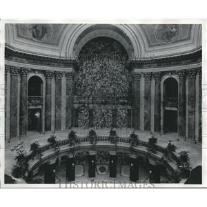 1916 Press Photo Capitol Building in Madison, Wisconsin - mjb27240