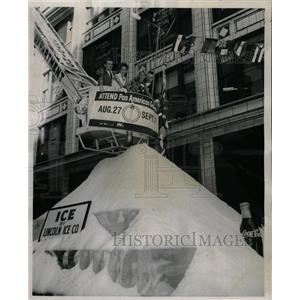 1959 Press Photo Pan American Games - RRW24711