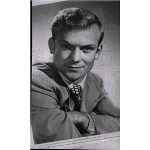 1952 Press Photo Aldo Ray American Film Actor - RRW71217